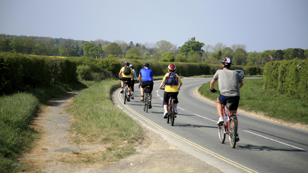 Find a Cycling Event